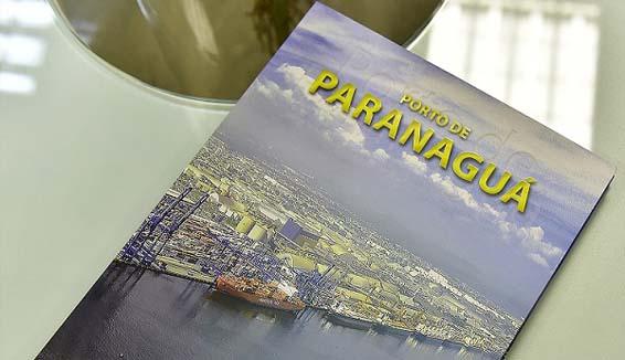 Photo of Livro sobre o Porto de Paranaguá será lançado nesta quarta-feira