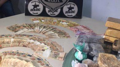 Photo of Quadrilha que comprava imóveis com dinheiro de tráfico é presa no Paraná