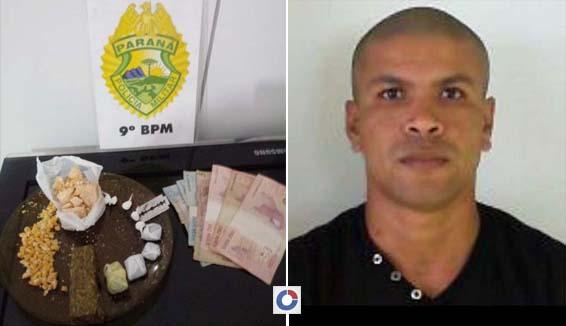Photo of Mandado de busca e apreensão resulta em prisão por tráfico de drogas