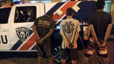 Photo of GCM prende suspeito de tráfico de drogas na Vila Alboit