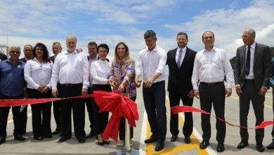 Photo of Obras ampliam capacidade de embarque no Porto de Paranaguá