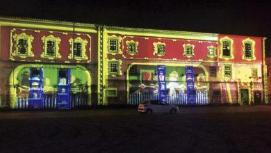 Photo of Paredes do Museu de Arqueologia se transformam em História de Natal