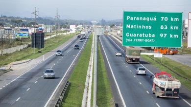 Photo of Mais de 310 mil veículos viajarão pela BR-277 no Ano-Novo