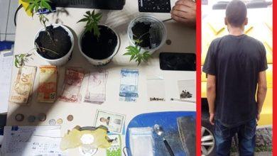 Photo of Rapaz que vendia drogas por aplicativo de celular é preso em Paranaguá
