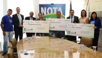 Photo of Prêmios do Nota Paraná saem para moradores de Londrina e Colombo