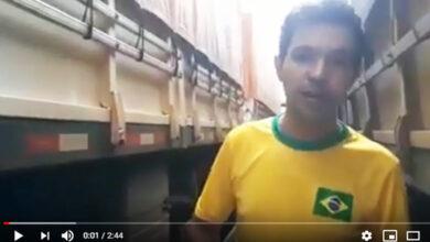"""Photo of Caminhoneiro: """"Paranaguá é terra sem lei"""""""
