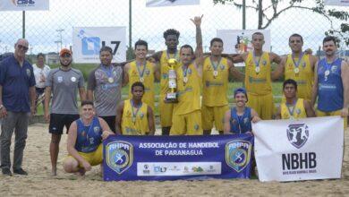 Photo of Equipe de Paranaguá é octacampeã Paranaense de Beach Handball