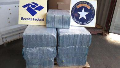 Photo of Quase meia tonelada de cocaína é apreendida no Porto de Paranaguá
