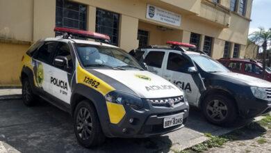 Photo of Suspeito de roubo é perseguido e preso por populares em Paranaguá