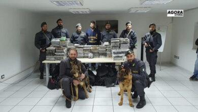 Photo of EXCLUSIVO: Droga que saiu de Paranaguá é descoberta em porto da Itália
