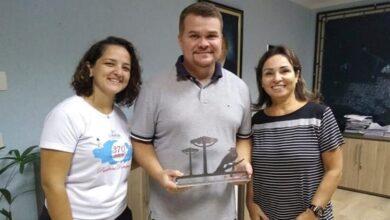 Photo of Educação de Paranaguá recebe prêmio pelo Programa Saúde do Professor