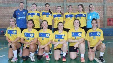 Photo of Handebol feminino de Paranaguá vence primeira partida no Paranaense