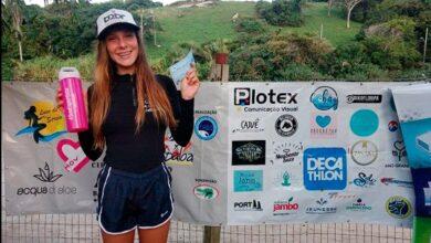 Photo of Atleta de Paranaguá conquista mais um ouro no bodyboard