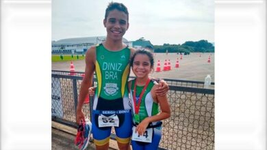 Photo of Jovens atletas parnanguaras conquistam ouro no triathlon