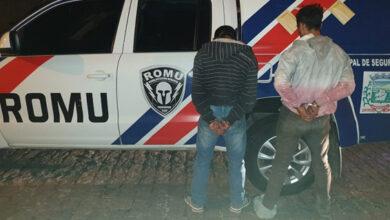 Photo of ROMU prende dupla após sequência de assaltos frustrados em Paranaguá