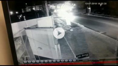 Photo of Caminhoneiro atropela PM e foge em São José dos Pinhais (VÍDEO)