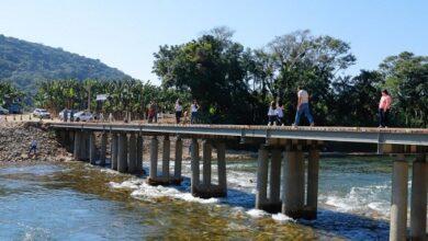 Photo of Nova ponte sobre o Rio Cubatão melhora transporte para comunidades do litoral