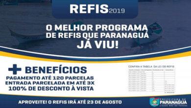 Photo of Mais de 300 contribuintes já fecharam negociação do Refis em Paranaguá