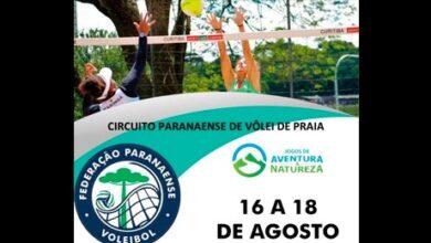 Photo of Paranaguá recebe etapa de vôlei de praia neste final de semana