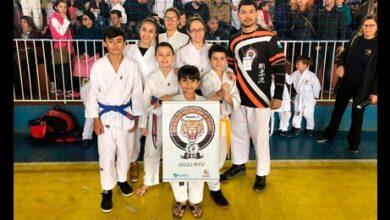 Photo of Atletas parnanguaras conquistam oito medalhas na Copa Naja de Karatê