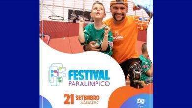 Photo of Festival Paralímpico acontece no final de semana em Paranaguá