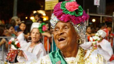 Photo of Morre a matriarca do carnaval de Paranaguá