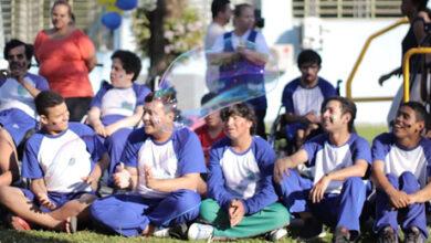 Photo of Alunos da Eva Cavani tiveram festinha do Dia das Crianças