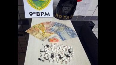 Photo of Garota de 16 anos é apreendida por tráfico de drogas na Ilha dos Valadares