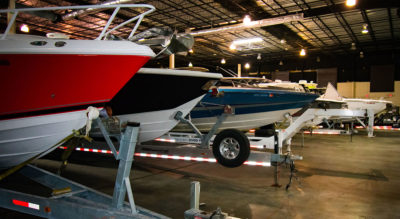 Indoor Boat and Auto Storage of Sarasota