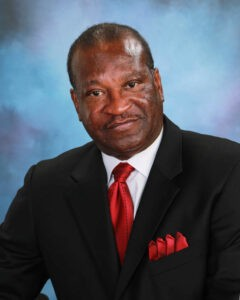 Reverend Larry Lewis