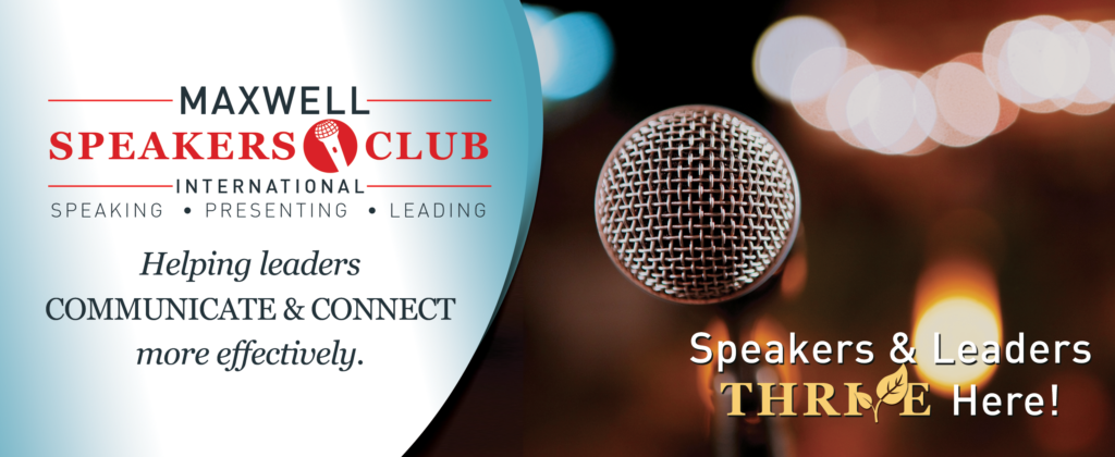 John Maxwell Speakers Club