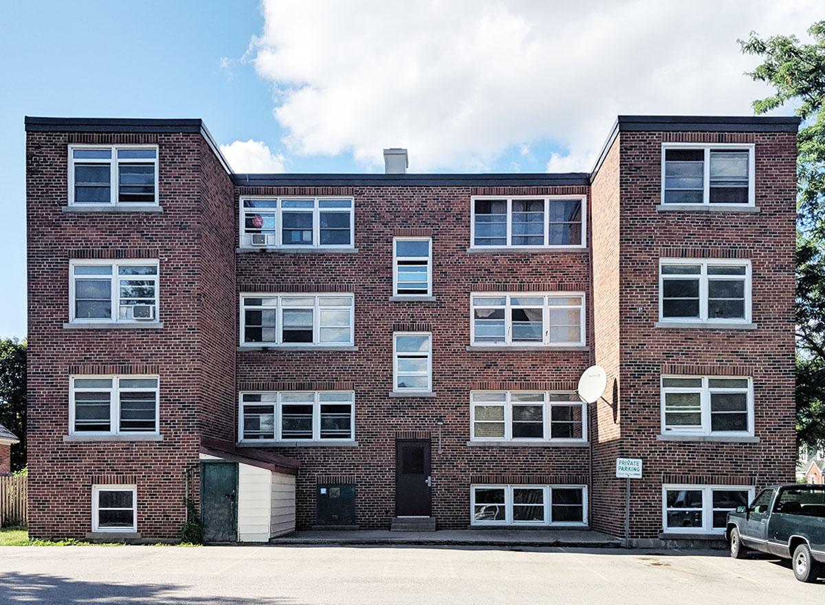15 Unit Apartment Building – Kitchener