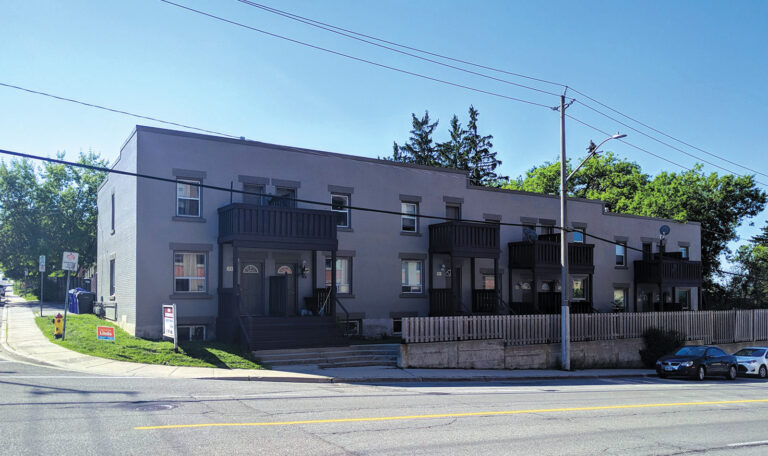 13 Unit Apartment Building – Kitchener