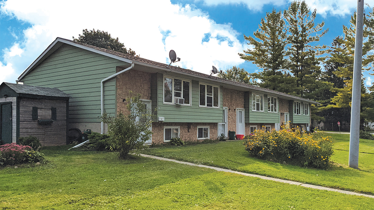 6 Townhome Units for Sale