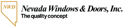 Nevada Windows and Doors Logo