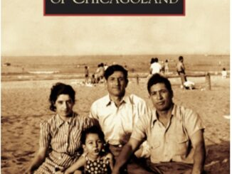 Arabs of Chicagoland book cover, By Ray Hanania