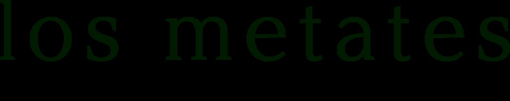 los-metates-green-black-logo