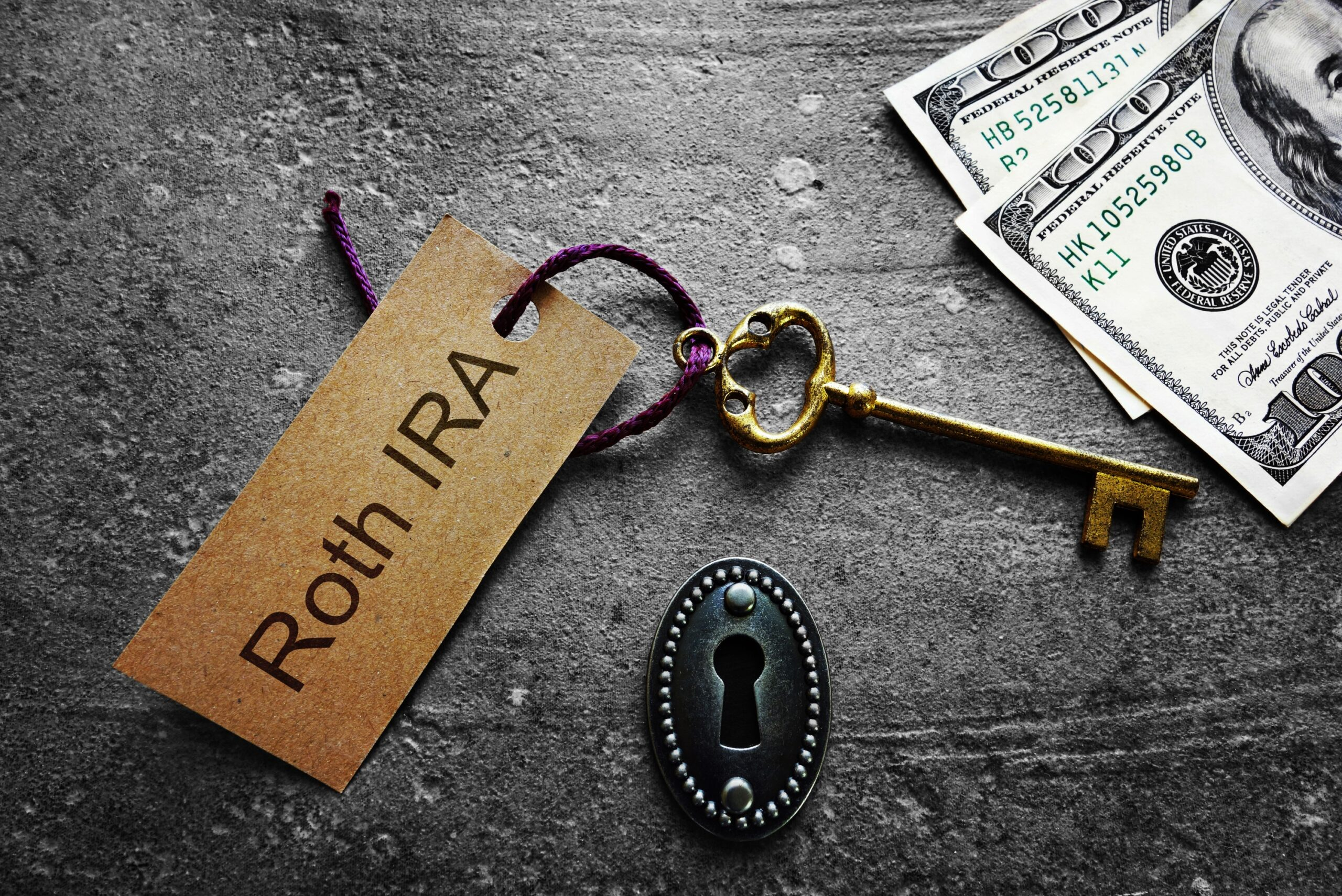 Roth IRA with Downey Insurance group