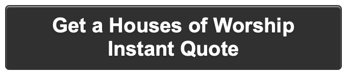 house of worship instant quote