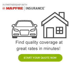Instant quote for home or auto insurance