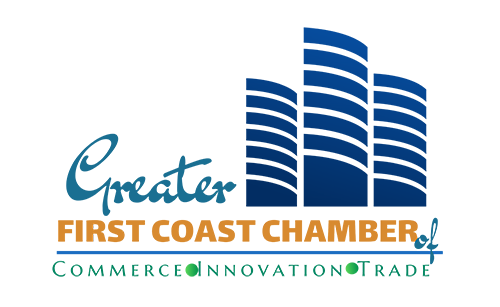 Greater First Coast Chamber of Commerce Logo