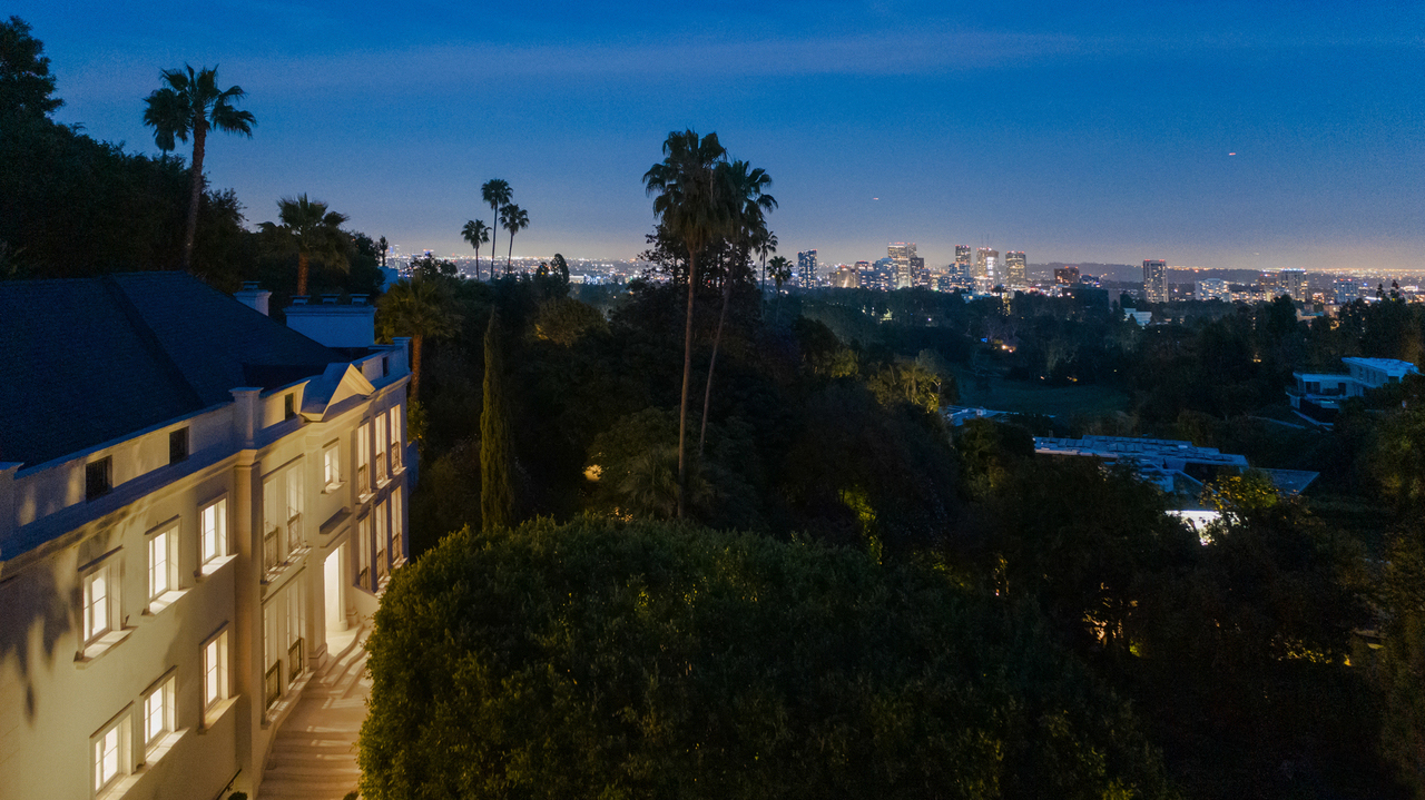 most expensive properties Los Angeles
