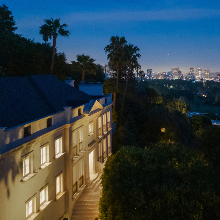 Los Angeles country club homes