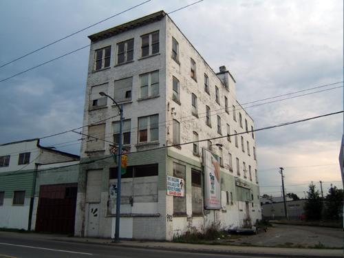 Historic Ramsay Warehouse Demo'd