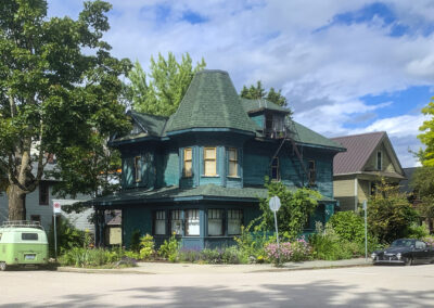 Queen Anne Exterior Restoration