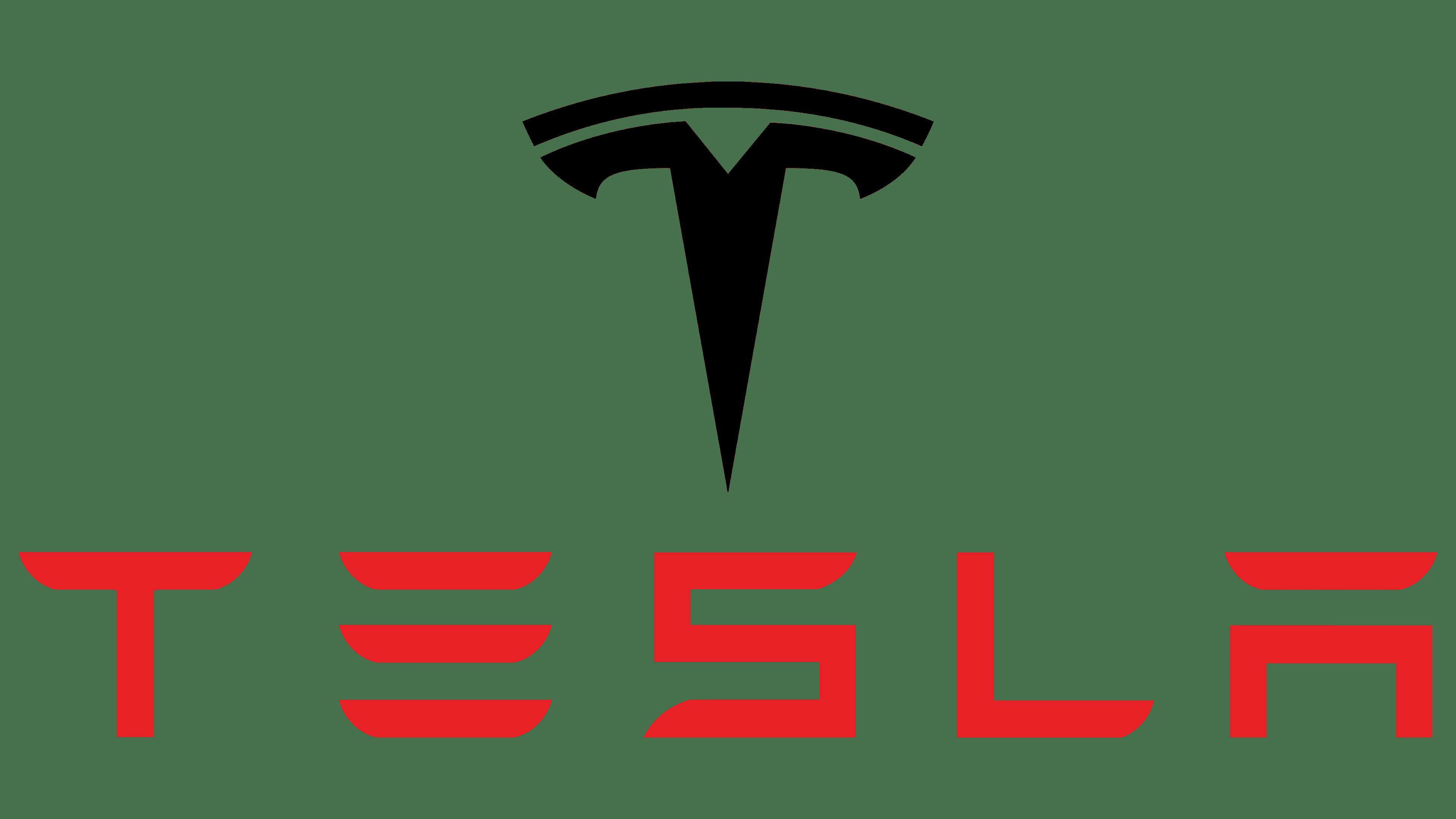 Tesla-Emblem