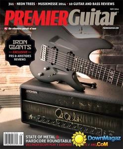 Premier Guitar June 2014