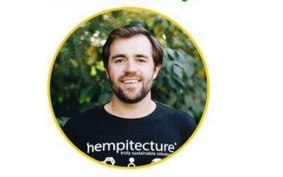 Hempitecture's HempWool Insulation is both Cool and Hot