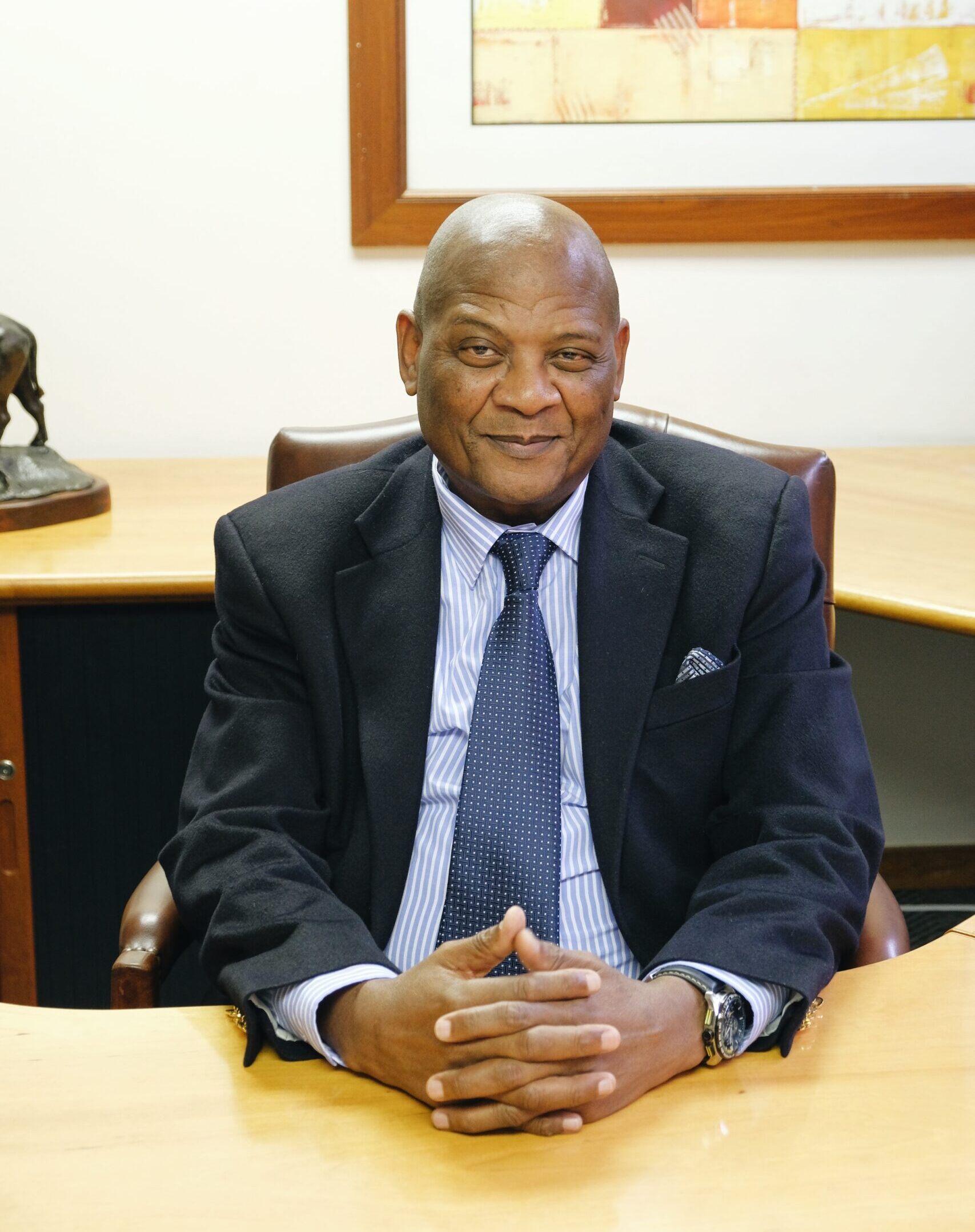 Dr Kgabo Badimo