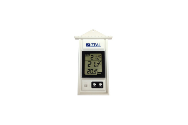 Digital Wall Thermometer